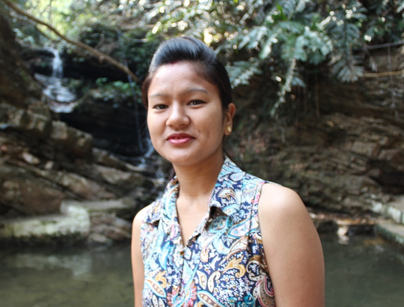 Saraswoti Shrestha
